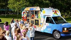 food truck -Kona Ice