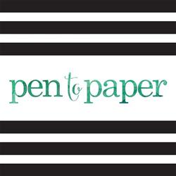 pen to paper-website